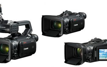 Canon 4K Camcorders