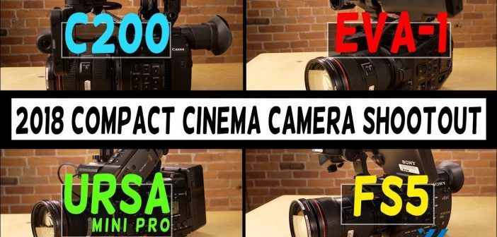 Compact Cine Cams Comparison