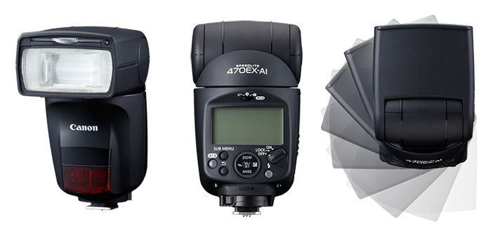 Canon 470EX-AI Flash