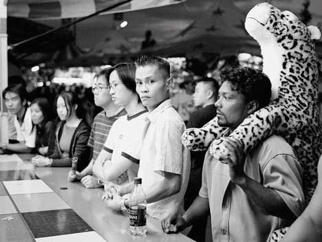 Tiger Gamblers - Toronto 2001 - Michael Reichman
