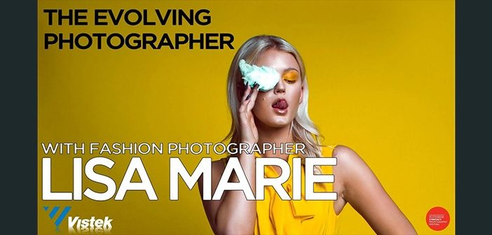 Evolving Photographer Cover