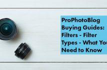 Vistek Buying Guides Filter Types Cover