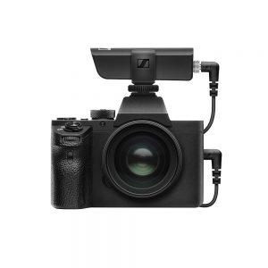 XS Wireless Digital On Camera Example