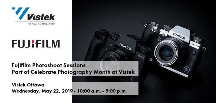 Fujifilm Photoshoot Sessions