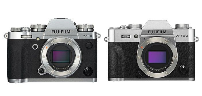 X-T3 and X-T30 Firmware Update