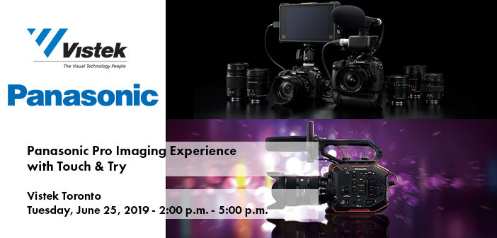 Panasonic Pro Imaging Event