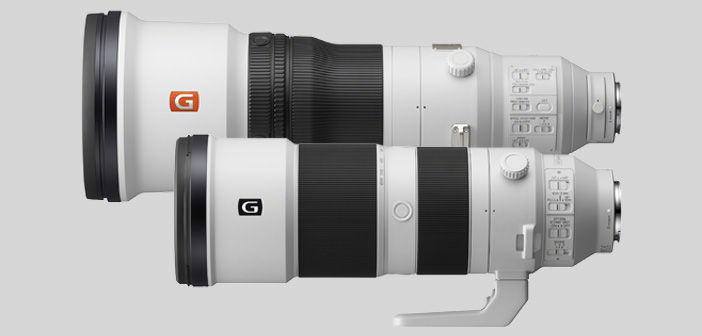 Sony Super Telephoto Lenses