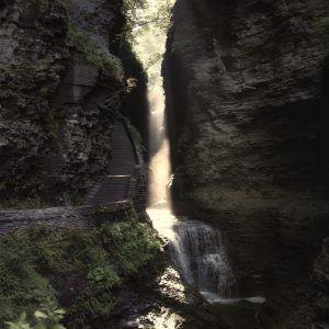 The Narrows Waterfall
