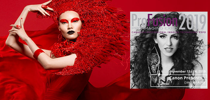 Fashion - Lindsay Adler ProFusion Expo 2019 Presenter