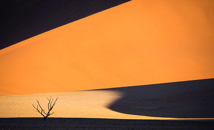 Sand Dunes - Dave Brosha