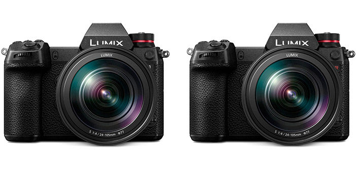 Panasonic S1 and S1R Cameras