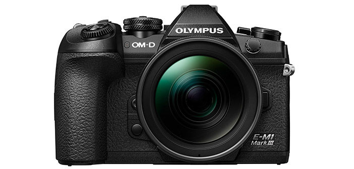 Olympus OM-D E-M1 Mark III with Lens
