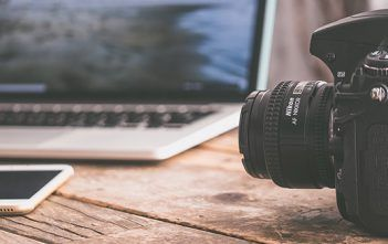 Live Streaming 101 with camera smartphone and laptop