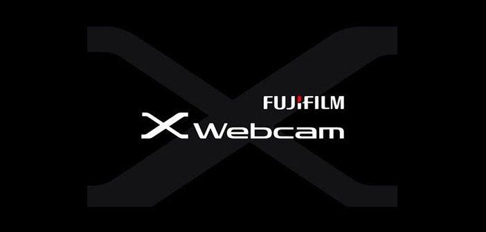 Fujifilm X Webcam Logo