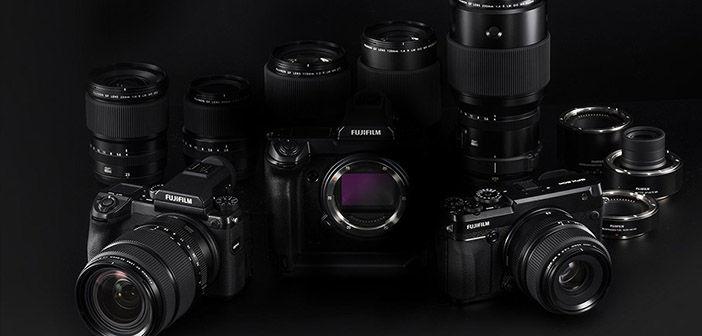 Fujifilm GFX Cameras