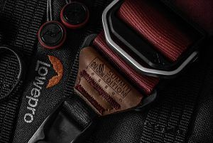 camera bag buckles