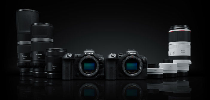 Canon EOS R5 and R6 Cover
