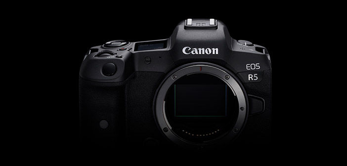 Canon R5 Firmware Update
