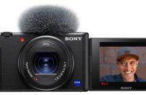 Sony Imaging Edge Webcam showing Sony Z-V1 Camera