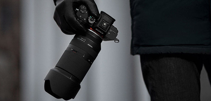 Tamron 70-300mm f/4.5-6.3 Di III RXD Lens for Sony E-Mount