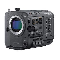 Sony FX6 without lens