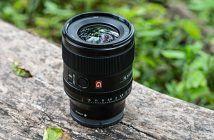 Sony FE 35mm lens