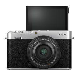 X-E4 with Lens