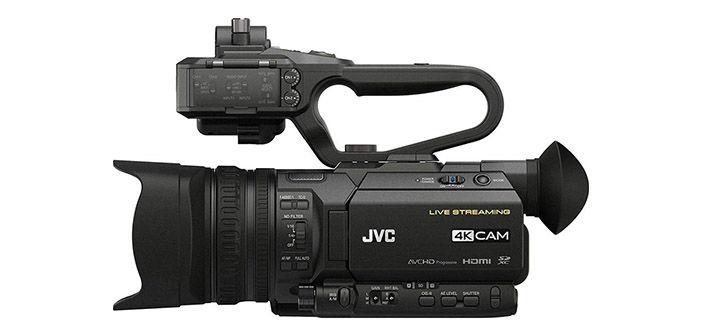 JVC HM250 Camera