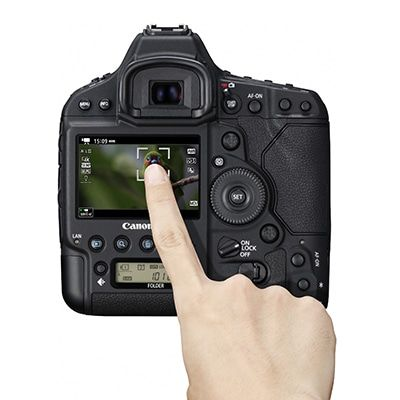 Canon 1D X Mark II Touch Screen square