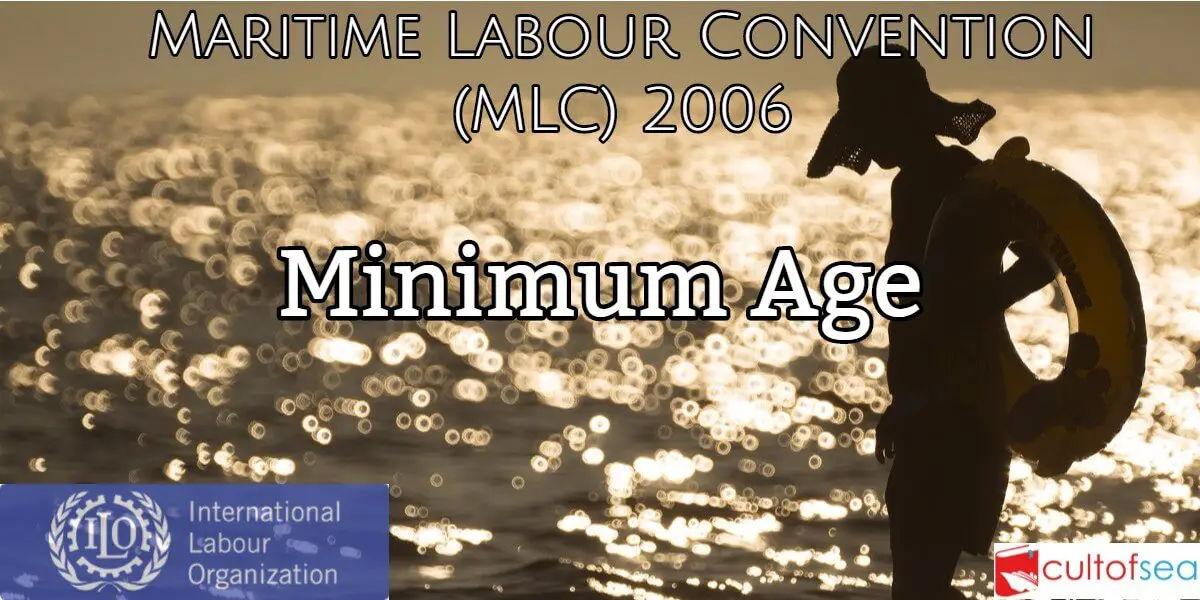 Minimum Age MLC 2006