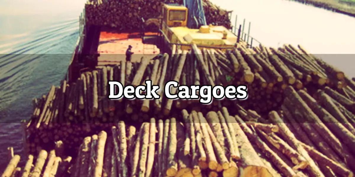 Deck Cargoes