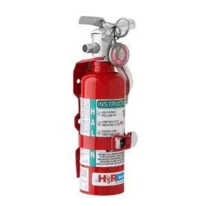 Halon Extinguisher