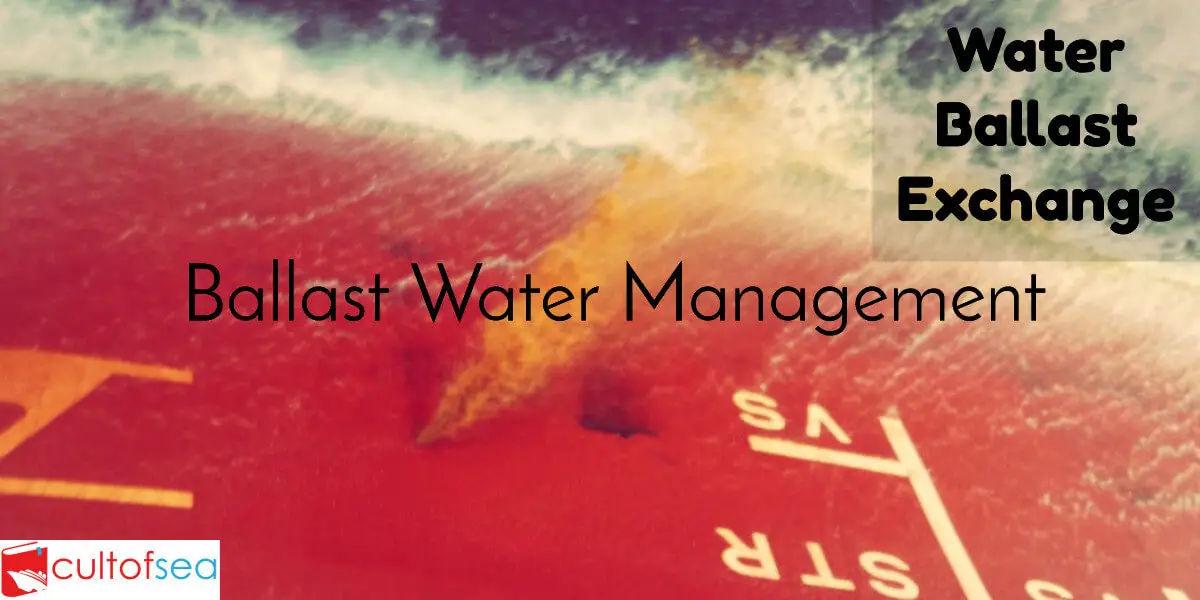 Ballast Water Exchange