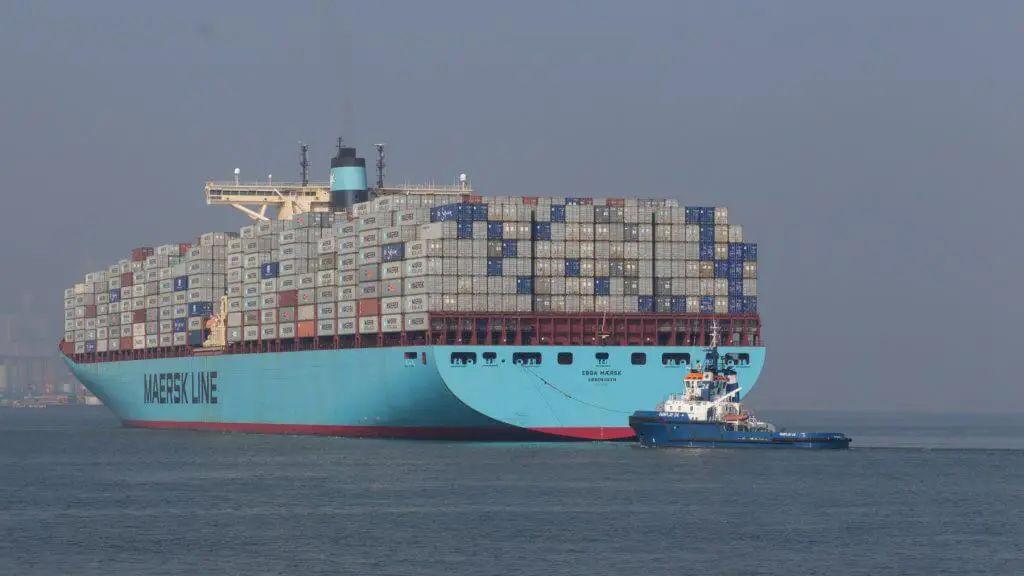 biggest ship