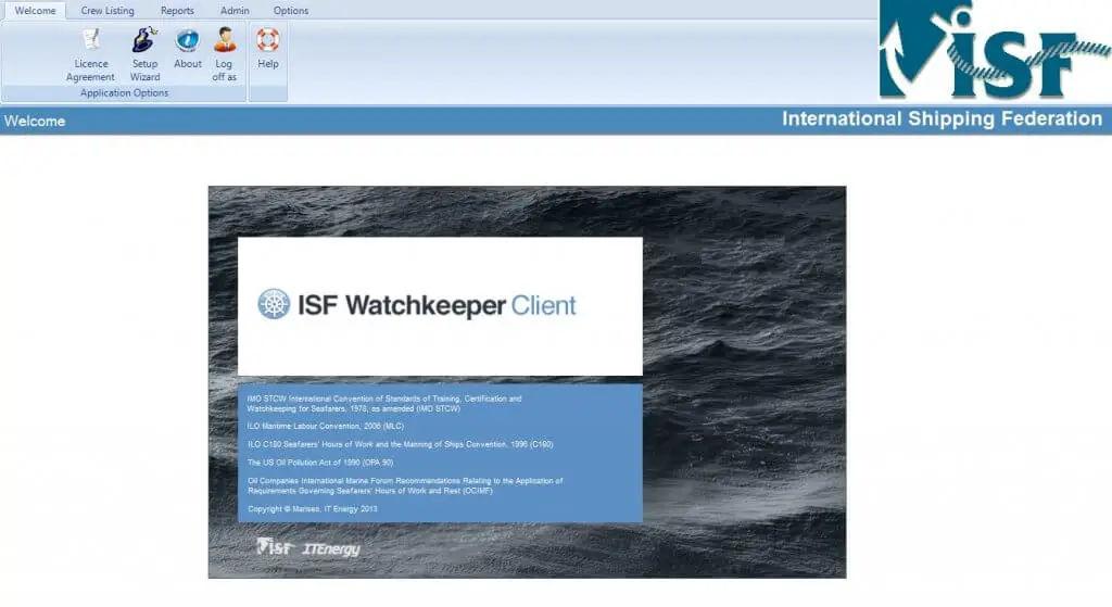 ISF - International Shipping Federation