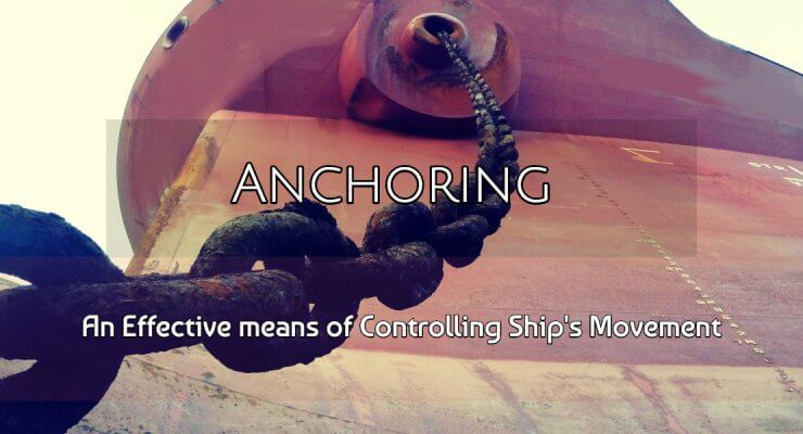Anchoring - Ship movement