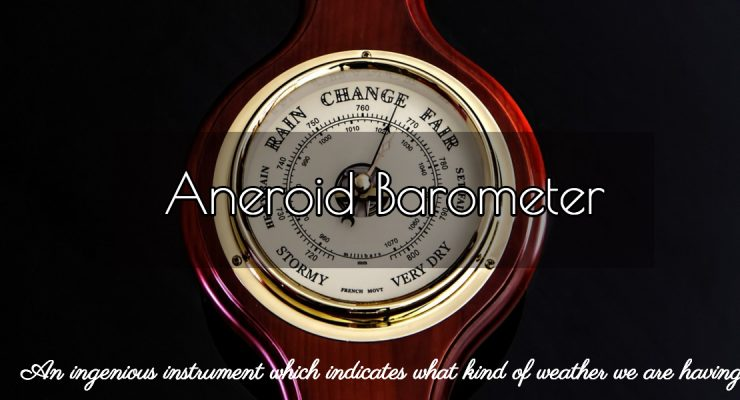 Aneroid Barometer Featured