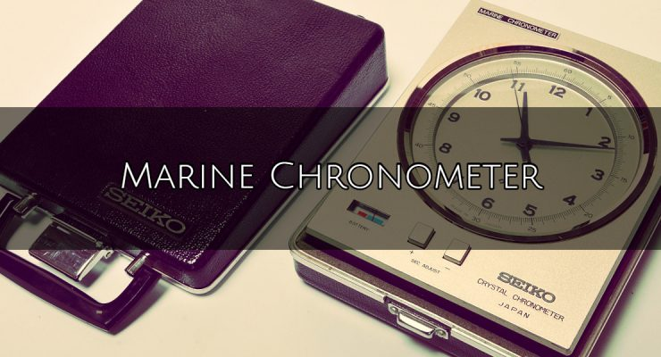 The Marine Chronometer featured image