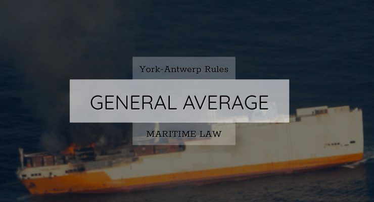 General Average York Antwerp Rules