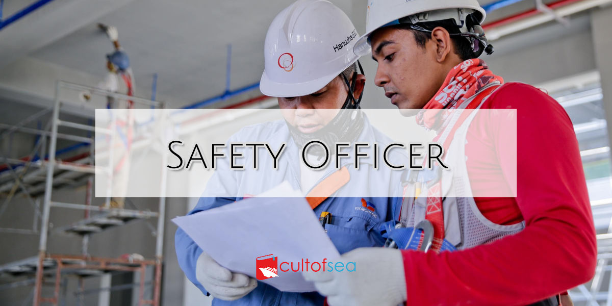 Safety Officer Onboard