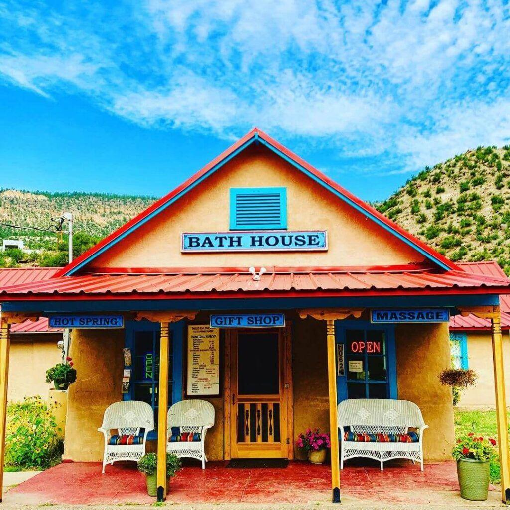 Jemez Springs BathHouse