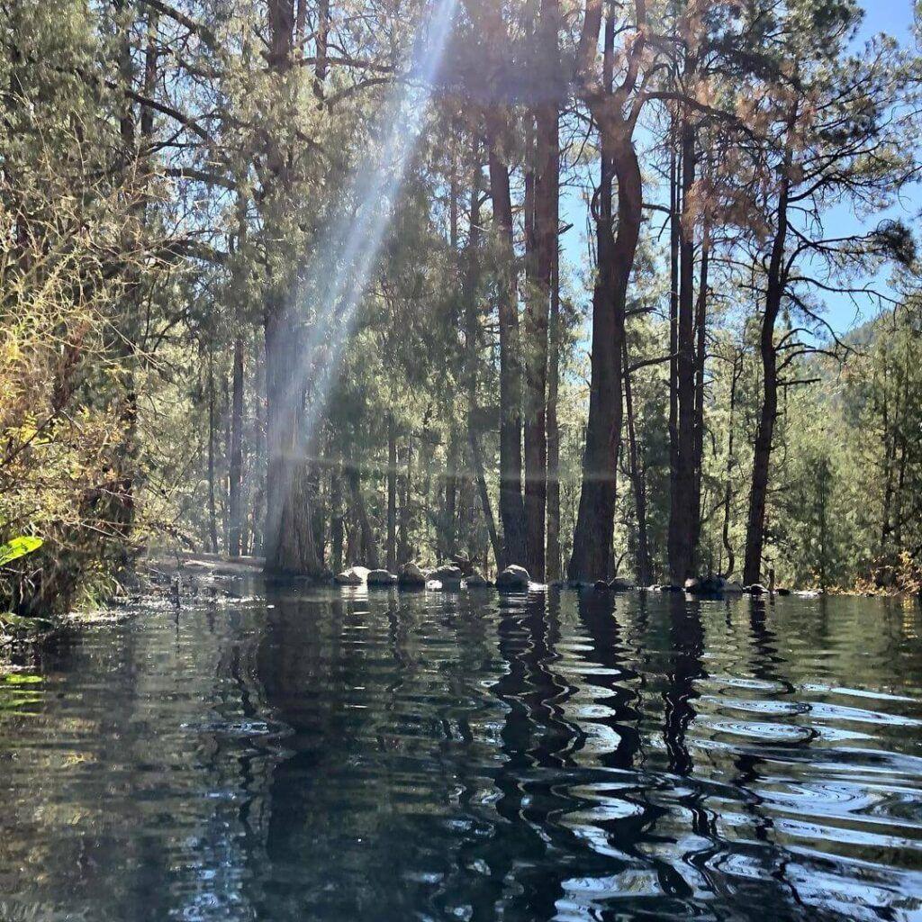 McCauley Hot Springs
