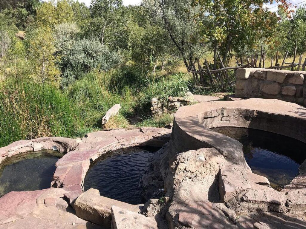 Montezuma Hot Springs