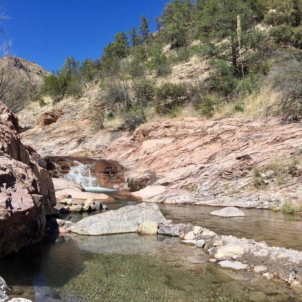 Turkey Creek Hot Springs