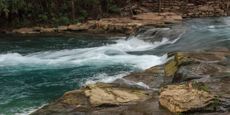 New Mexico River Rapids