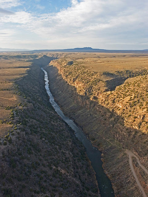 The Geology of the Rio Grande Gorge