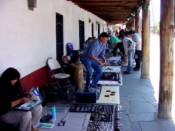Albuquerque Old Town Market