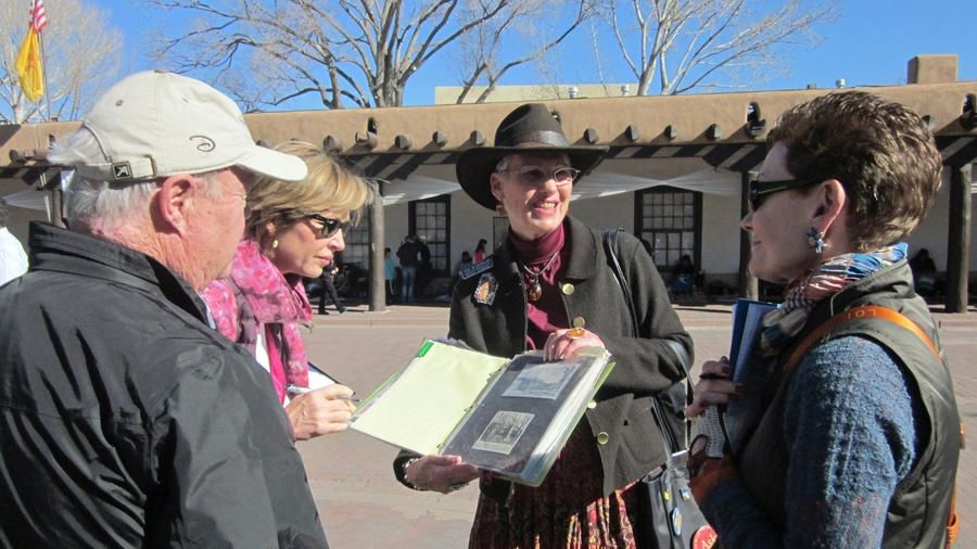NM History museum tour