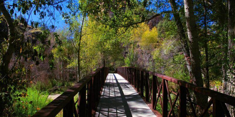 Gila Trail Bridge