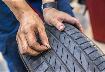 Puncture repair